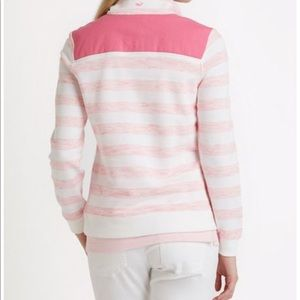 Authentic Vineyard Vines Pink Stripe Shep shirt